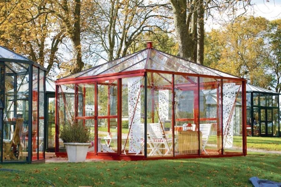 Spalux i Classicum växthus utställning i Svedala