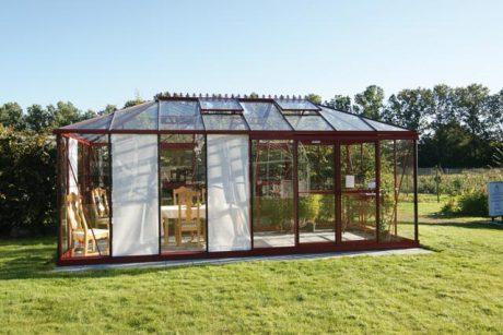 Spalux Förlängd från Classicum växthus