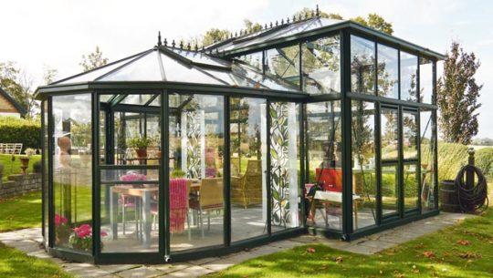 Orangeri i svedalas utställning, Classicum växthus