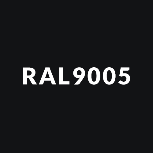 svart_ral9005