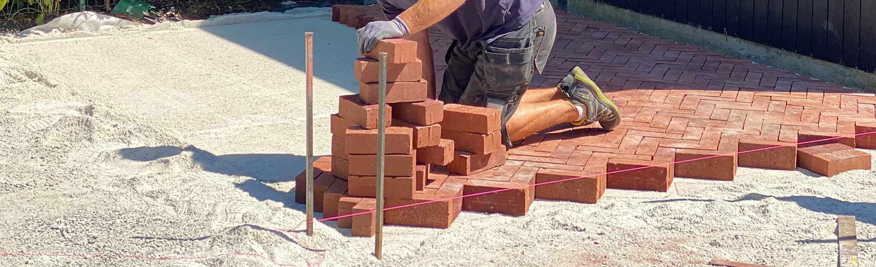 Råd inför plattläggning och stenläggning